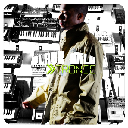 New heat from Black Milk, album in stores October 28