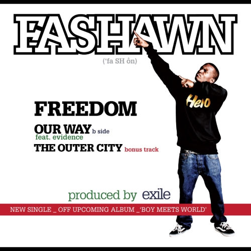 Fashawn Freedom
