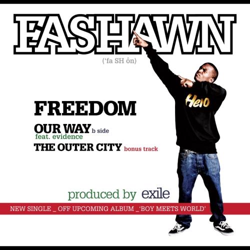 Fashawn Freedom
