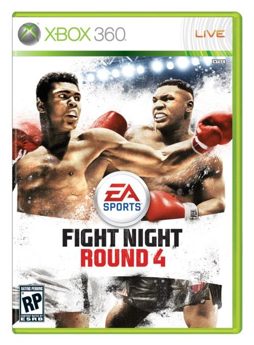 Fight Night Round 4 Cover