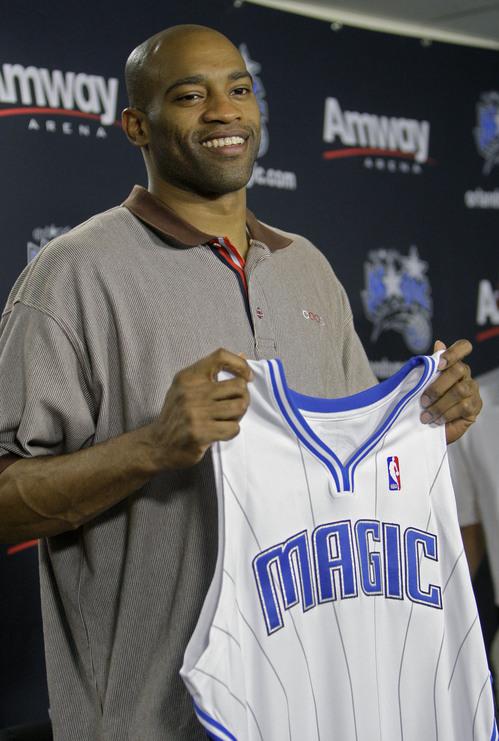 Nets Magic Trade Basketball