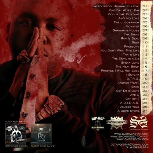 Killer Mike Anger & Ambition Tracklist
