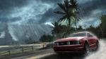 TDU2 Concept art Mustang in Rain