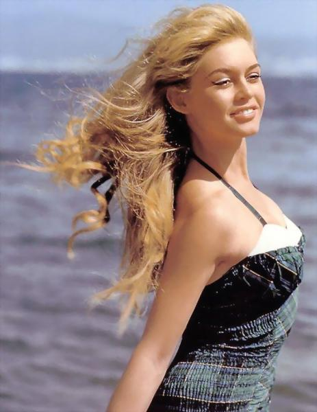 La mujer mas hermosa del mundo.